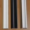 listavärit, valkoinen, musta, hopea