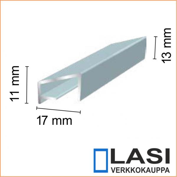 Alumiininen ikkunan alalista