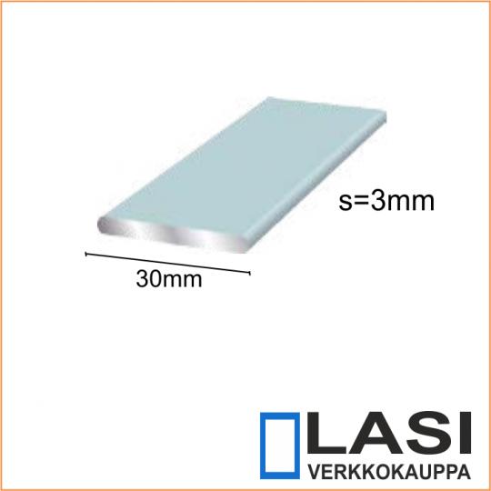 Alumiini lattalista